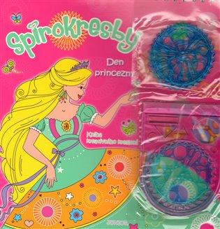 Spirokresby Den princezny:Kniha kreativního kreslení - -   Replicamaglie.com