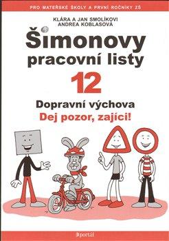 Obálka titulu Šimonovy pracovní listy 12