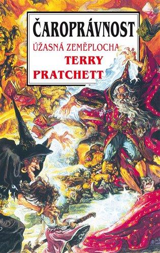 Čaroprávnost - Terry Pratchett   Booksquad.ink