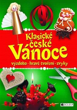 Obálka titulu Klasické české Vánoce