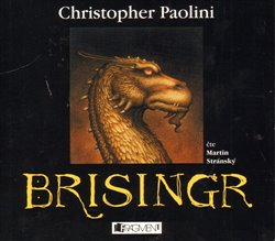Obálka titulu Brisingr