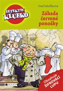 Obálka titulu Detektiv Klubko - Záhada červené ponožky