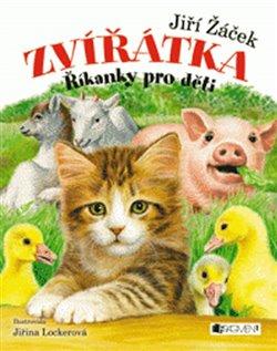 Obálka titulu Zvířátka - Říkanky pro děti