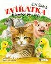 Obálka knihy Zvířátka - Říkanky pro děti