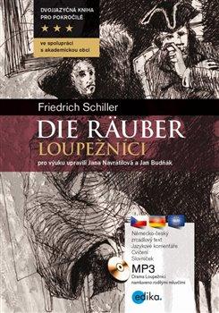 Obálka titulu Die Räuber - Loupežníci