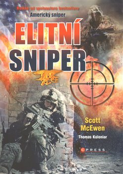 Obálka titulu Elitní sniper