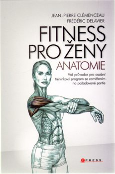 Obálka titulu Fitness pro ženy - anatomie