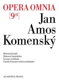 Obálka titulu Opera omnia 9/II