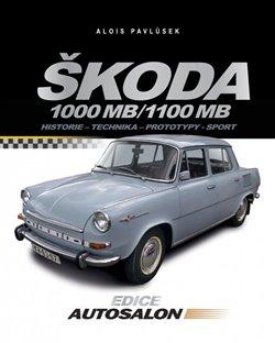Obálka titulu Škoda 1000 MB / 1100 MB