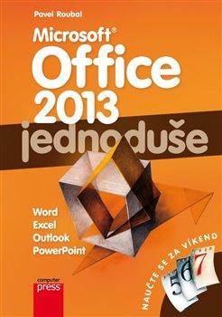 Obálka titulu Microsoft Office 2013: Jednoduše