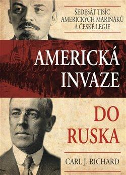 Obálka titulu Americká invaze do Ruska
