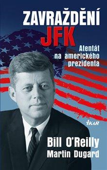 Obálka titulu Zavraždění JFK