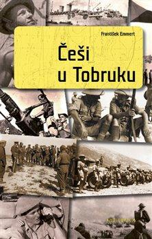 Obálka titulu Češi u Tobruku