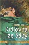 Obálka knihy Královna ze Sáby