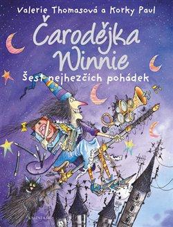 Obálka titulu Čarodějka Winnie