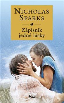 Obálka titulu Zápisník jedné lásky