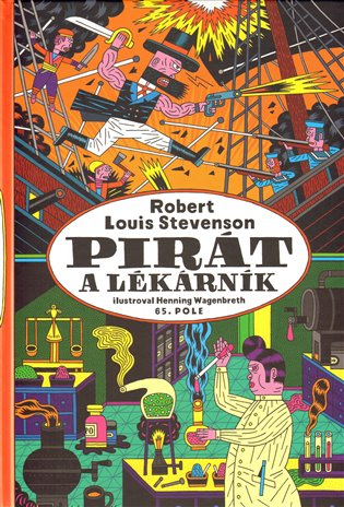 Pirát a lékárník - Robert Louis Stevenson | Replicamaglie.com