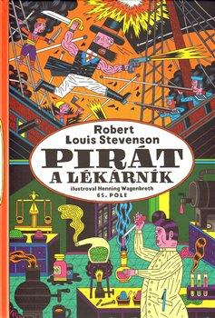 Obálka titulu Pirát a lékárník