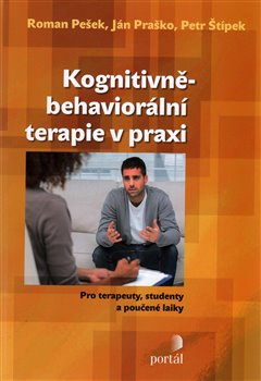 Obálka titulu Kognitivně-behaviorální terapie v praxi