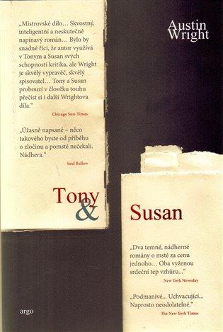 Výsledek obrázku pro tony a susan - kniha