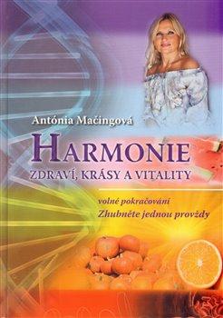 Obálka titulu Harmonie zdraví, krásy a vitality