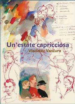 Obálka titulu Un´estate capricciosa / Rozmarné léto