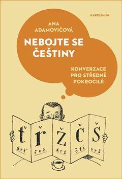 Obálka titulu Nebojte se češtiny