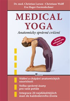 Obálka titulu Medical yoga