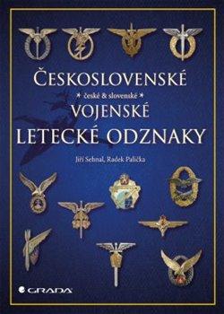 Obálka titulu Československé vojenské letecké odznaky