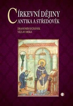 Obálka titulu Církevní dějiny - Antika a středověk