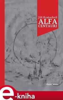 Obálka titulu Alfa Centauri