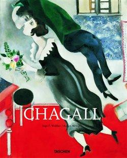 Obálka titulu Marc Chagall