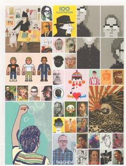 Obálka titulu 100 Illustrators / 100 Ilustrátorů