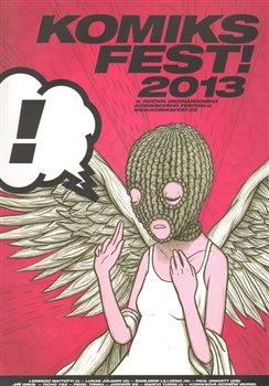 Obálka titulu KomiksFEST! 2013