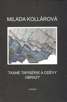 Obálka titulu Tkané tapisérie a oděvy. Obrazy.