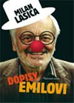 Obálka titulu Dopisy Emilovi