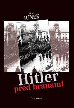 Obálka titulu Hitler před branami