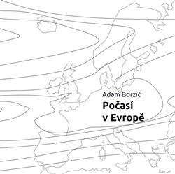 Obálka titulu Počasí v Evropě