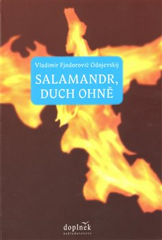 Obálka titulu Salamandr, duch ohně