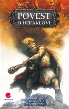 Obálka titulu Pověst o Héraklovi
