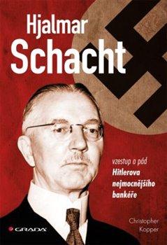 Obálka titulu Hjalmar Schacht