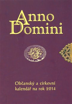 Obálka titulu Anno Domini