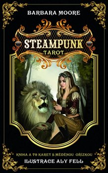 Obálka titulu Steampunk tarot