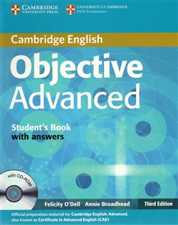 Obálka titulu Objective Adv 3 ed SB with answers with CD-ROM