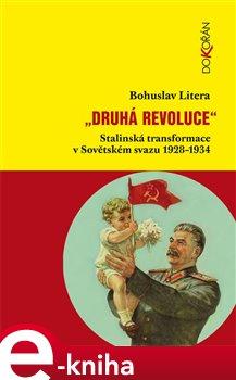 Obálka titulu Druhá revoluce