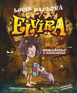 Obálka titulu Elvíra, strašidlo z kontejneru