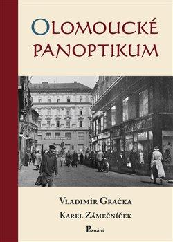 Obálka titulu Olomoucké panoptikum