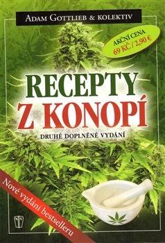 Obálka titulu Recepty z konopí