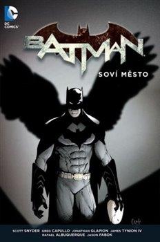 Obálka titulu Batman: Soví město