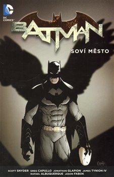 Obálka titulu Batman: Soví město (váz.)